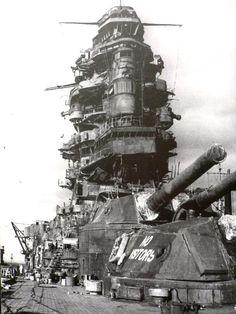 "Japanese battleship ""Nagato"""