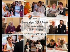 Burning Nights CRPS Support is a UK-wide charity dedicated to raising awareness and supporting all those affected by Complex Regional Pain Syndrome (CRPS) fo...