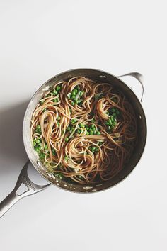 Reclaim the kitchen with this 20 minute one-pot pantry pasta. @TheFauxMartha