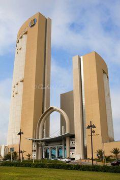 Corinthia Hotel, Tripoli, LIBYA  © Charles O. Cecil