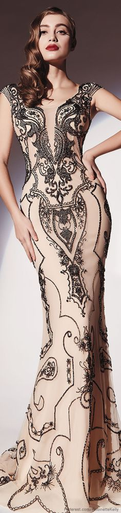 Dany Tabet Couture | S/S 2014