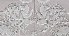 Finished carving for 3rd colour 💙 .  .  .  #lotus #lotusflower  #workinprogress #wip #print #printmaking #handcarved #handmadeprint #lino #linocut #linocutprint #linocutreduction #silkcutlino #reductionprint #reductionlinocut #edition #limitededition #relief #reliefprint #reliefprinting #inthestudio #worksonpaper #contemporaryart #fineart #art #design #patterndesign #detail #artofnature #get_imprinted