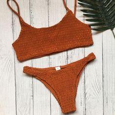 f0e06689700b1 New Women Swimsuit Bandage Bikini Set Padded Bra Bathing Suit Biquini  Swimwear Beachwear Tops   Underwear Bikinis sets