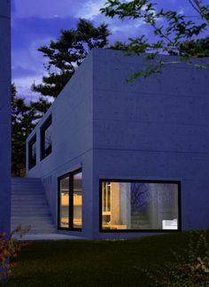 Tadao Ando. Casa Koshino, laberinto de luces y sombras.