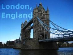 London, England...Soo many fond memories & Iconic sights & the shopping OH MY X