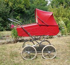 Dětský kočárek Liberta pro dítě - větší kola