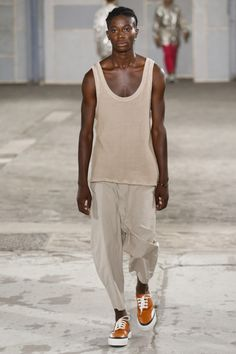 Julien David, Menswear, Париж