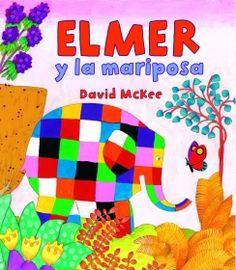 Elmer y la mariposa (David McKee)