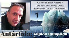 Carles Torà: Antártida: Encuentro con Seres de Quinta Dimension (1)