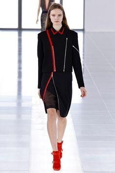 Preen by Thornton Bregazzi - www.vogue.co.uk/fashion/autumn-winter-2013/ready-to-wear/preen-by-thornton-bregazzi/full-length-photos/gallery/931874
