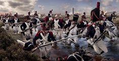 Ataque francés a la Real Isla de León - Cadiz 1812