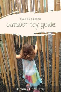 Play and Learn Outdoor Toy Guide 2016 toys that encourage and inspire kids to get outdoors this summer by Mommy University at www.MommyUniversityNJ.com