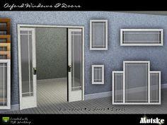 Oxford Windows by Mutske  http://www.thesimsresource.com/downloads/940859