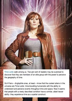 Two percent of humans, actually. | 12 Pop Culture Icons Who Are Probably Time Lords