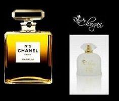 Profumo donna Chogan equivalente a Chanel N°5 di Chanel codice 24 Makati, Chanel, Perfume Bottles, Ebay, Perfume Bottle