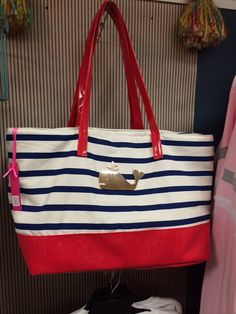Tote bag for the beach at Homestead Handcrafts, San Antonio, Texas