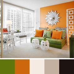 Resultado de imagem para cores para sala