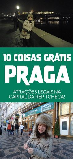 10 atrações grátis em Praga, o que fazer e visitar sem gastar o seu dinheiro!