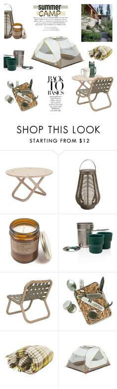 """Summer Camp"" by helenevlacho on Polyvore"