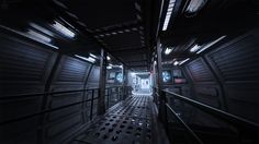 CGTalk - Cargo Room Concepts - Star Citizen, gurmukh bhasin (3D)