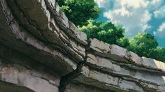 Porco's Island Hideout - 紅の豚 Porco Rosso (1992) - Dir Hayao Miyazaki