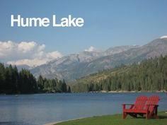 Hume Lake..can't wait to be there again next month with the junior highers and high schoolers :))
