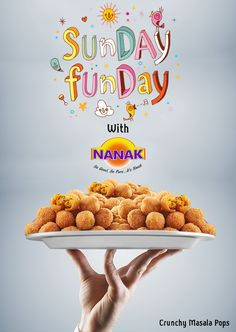 Isn't #Sunday way more exciting with food from #NanakFoods? #Yummy #IndianFood