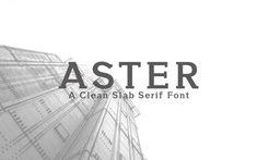 Aster Font Free Download   Free Fonts Like Modern Serif Fonts, Slab Serif Fonts, Serif Typeface, 100 Free Fonts, Font Free, Free Fonts Download, Create A Business Logo, Business Logo Design, Website Header