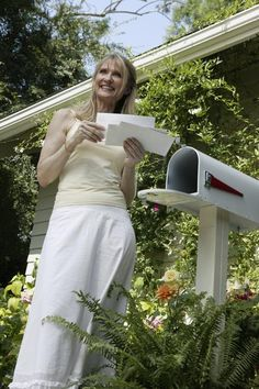 Landscaping Ideas for Mailboxes