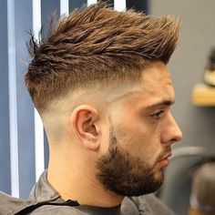 cool 55 Glamorous Men's Blowout Haircut Ideas - Classic and Stylish Cuts Check more at http://stylemann.com/best-blowout-haircut-ideas/