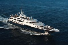 Swan Yacht Built by Benetti, Swan is a stunning... | Luxury Accommodations