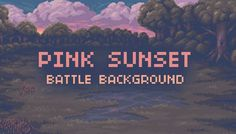 Pink Sunset - Battle Background has just been added to GameDev Market! Check it out: http://ift.tt/1NpuaIN #gamedev #indiedev