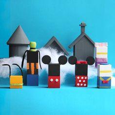 Disney Winter Village