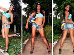 Rocío Miranda posó para el lente de LÍBERO antes de volver al voleibol [FOTOS]