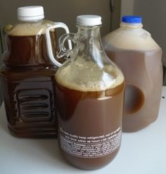 Making apple cider - When your orchard over produces apples, what do you do??? Make your own cider!!!