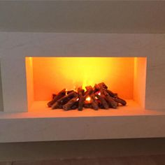 Electric Hole in the Wall Fireplaces Merton, Wimbledon, Wandsworth, Kingston Upon Thames, London - Enviro-Flame