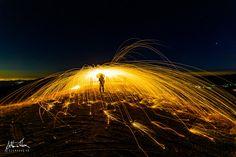 Fire rain - serata di esperimenti metallici
