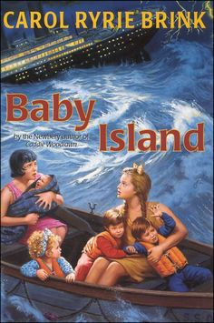 Carol Ryrie Brink was the author of many books for young readers, including Caddie Woodlawn's Family, the companion volume to Caddie Woodlawn, and Baby Island. Got Books, I Love Books, Books To Read, This Book, Veritas Press, Classical Education, Island, Read Aloud, Paperback Books