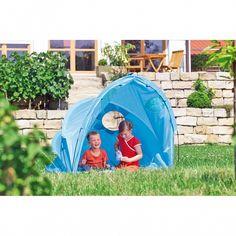 Namiot Igloo dla dzieci do domu i do ogrodu #Haba   Haba Klappzelt Blüteniglu