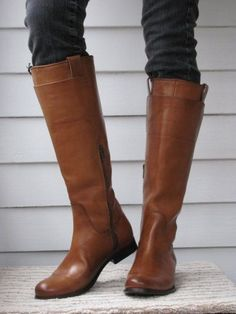 Riding boots for skinny calves - a whole list of different brand names and links on where to purchase