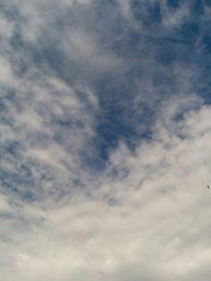 wonderful clouds near NYC