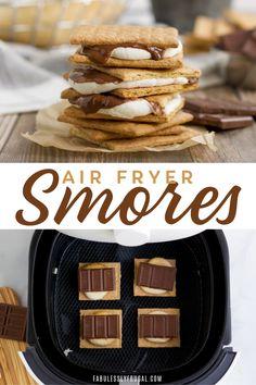 Air Fyer Recipes, Air Fryer Oven Recipes, Air Fryer Dinner Recipes, Dessert Recipes, Cooking Recipes, Ninja Recipes, Drink Recipes, Summer Recipes, Sweet Recipes