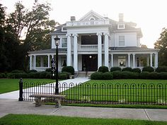 The Howard House, Dunn, NC - a great location for Weddings, Wedding Receptions, Bridal Showers, and meetings