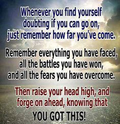 I Love This!! You Got This Quotes, Life Quotes Love, Peace Quotes, Quotes Clouds, Serenity Quotes, This Is Your Life, Motivational Quotes For Students, Motivational Messages, Motivational Thoughts