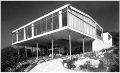 Casa de vidrio Lina Bo Bardi 4