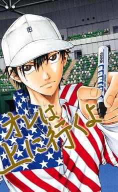 ヽ(*・ω・)ノ Prince of Tennis <3