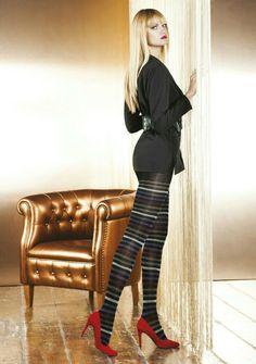 Classy coloured stripes