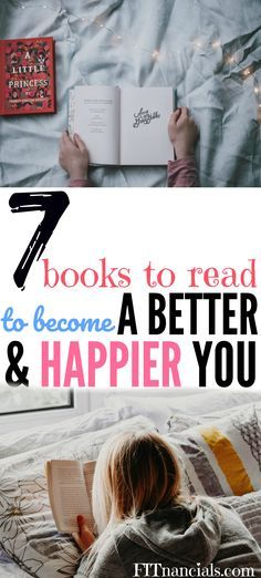7 Books To Become A Better and Happier You via @fitnancials