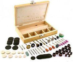 100 Piece Rotary Set for Dremel Tool - JABETC