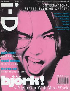 i-D cover archive: 1980 to 2015 | Issue 132